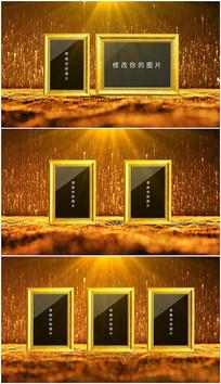会声会影企业荣誉证书展示宣传视频模板