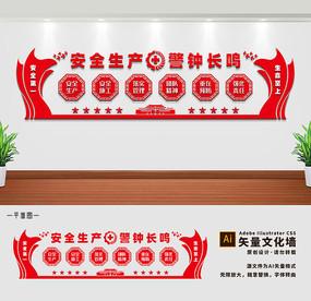 安全生产文化墙设计