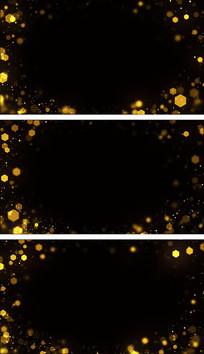 粒子景深边框遮罩叠加通道循环蒙版视频素材