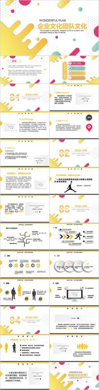 企业文化团队文化建设PPT