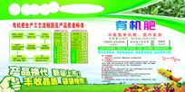 有机肥生产工艺海报