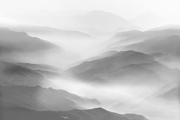新中式山水画