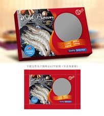 野生对虾包装