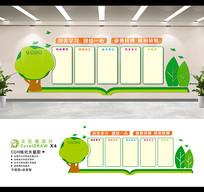 校园班级文化墙设计