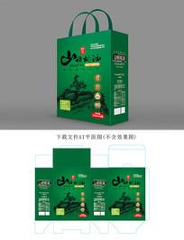 核桃油包装设计
