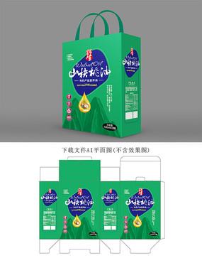 野生山核桃油礼盒