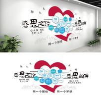 励志企业文化墙