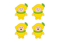 卡通水果玩具公仔娃娃芒果