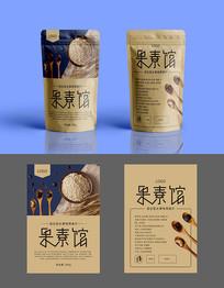 高端燕麦包装