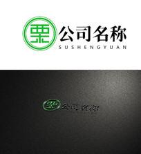 栗logo设计