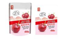 樱桃零食包装袋