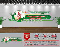 新农村建设乡村振兴文化墙