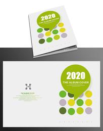 动感时尚科技画册封面设计
