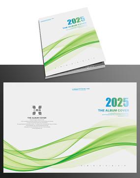 招商加盟画册封面设计