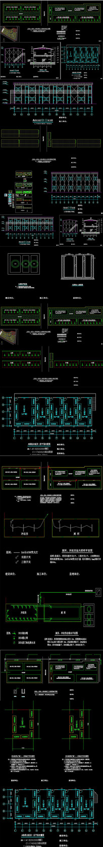 活动板房CAD图纸