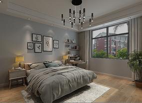 卧室3Dmax模型