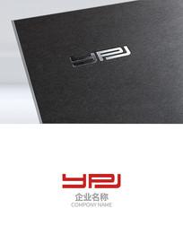 ypj字母logo
