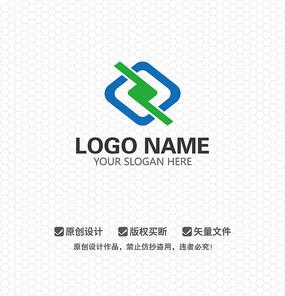 Z字母电子科技公司LOGO设计