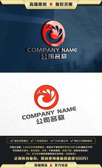 凤凰标志凤凰LOGO设计