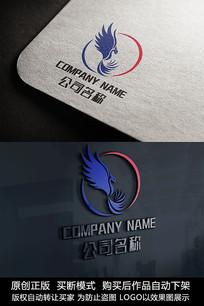凤凰logo标志设计