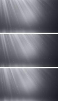 太阳光芒照射光线粒子视频素材