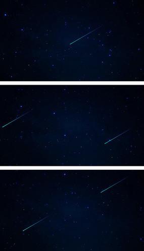 宇宙星空粒子流星雨光斑光点视频背景素材
