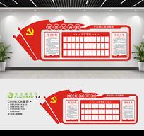 大气党务党员活动室公开栏
