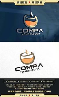 咖啡标志咖啡LOGO设计