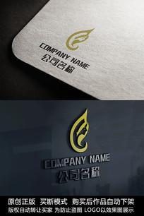 女人美容logo标志设计