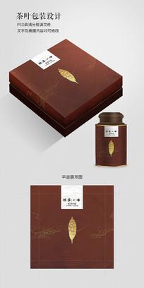 中国风古典茶叶礼盒包装