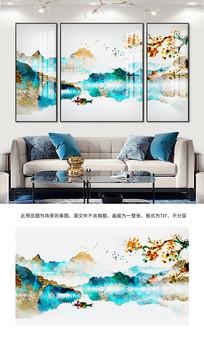 中式水墨装饰画
