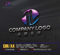创意Z字母logo标志设计