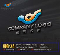 创意蜗牛LOGO标志设计