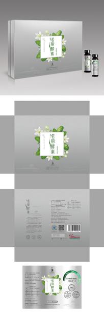 诺丽酵素产品包装设计