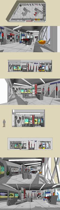 2020油漆展厅