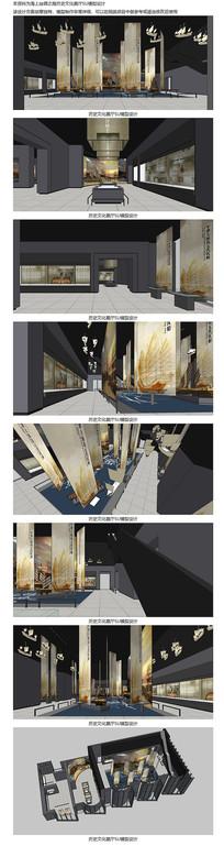 展厅设计/海上丝绸之路