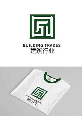 建筑行业景观logo