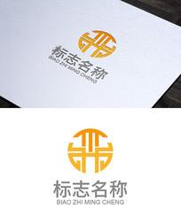 中国传统鼎字logo设计