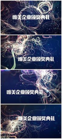 字幕标题开场震撼视频模板