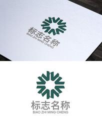 高端酒店logo设计