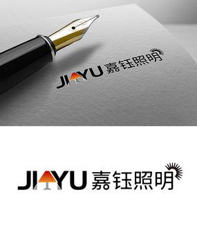 燈飾裝修英文logo
