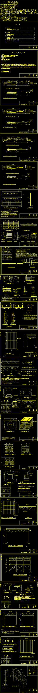 施工现场大门围挡安全防护棚等标准制作图解