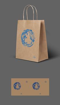 出口陶瓷包装牛皮纸袋