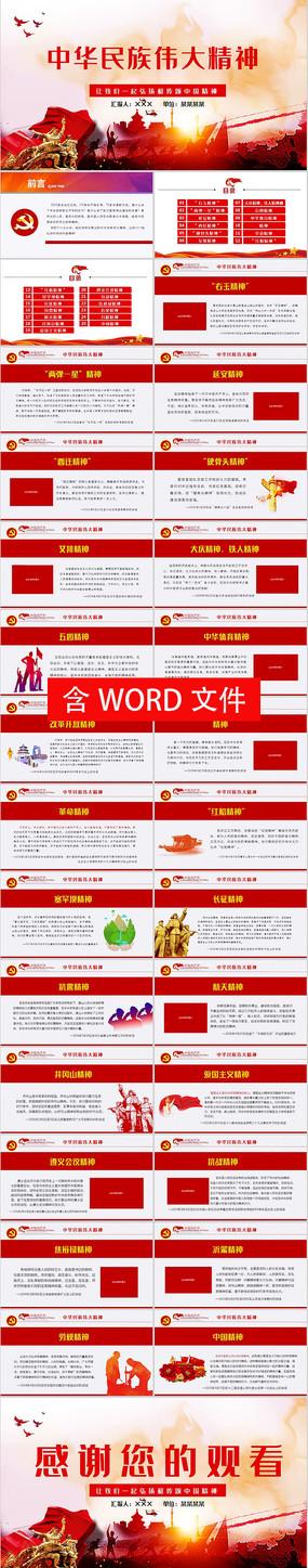 学习点赞中华民族伟大精神弘扬传颂中国精神