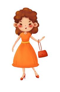 原创时尚女性