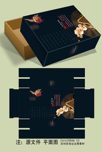 中国风系列水果包装设计