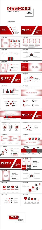 部门个人工作总结及工作计划PPT