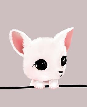 原创可爱卡通动物宠物小狗