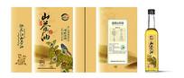 精致的山茶油包装设计