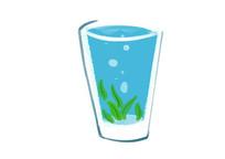 原创手绘插画卡通杯子水杯素材PSD